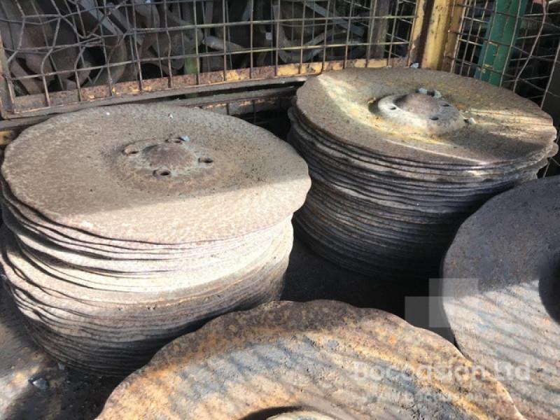 Väderstad V55 System Discs