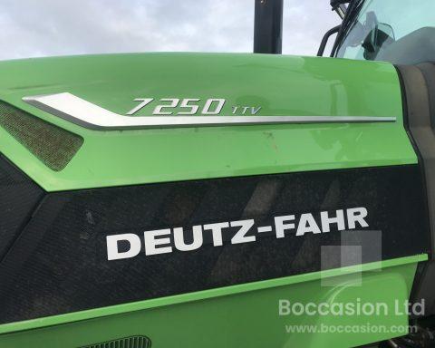 Deutz 7250TTV