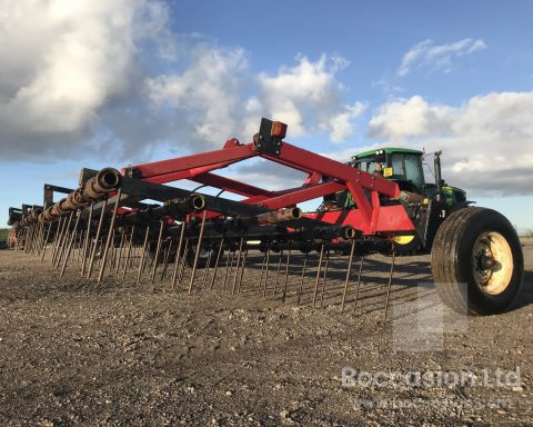 Right Way Jumbo 7150 15.2m straw rake