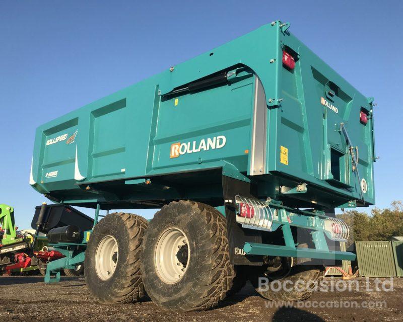 Rolland RollSpeed 6332 17 tonnes