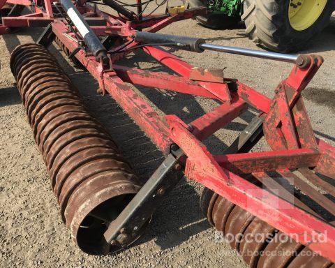 Vaderstad HV77 12.2 Cambridge rolls