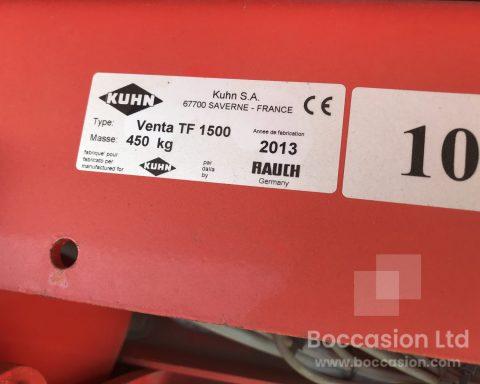 Kuhn Venta TF 1500
