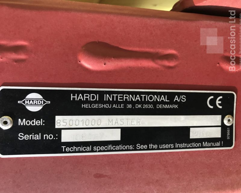 HardI Master plus 18m