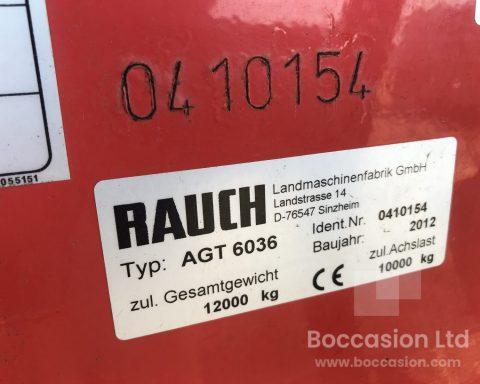 Kuhn AGT 6036