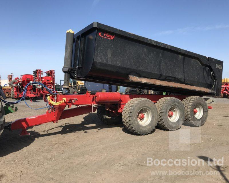 Fliegl Dumper 24 tonnes