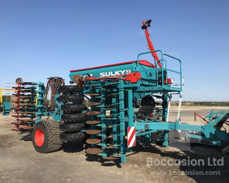 Sulky Maxidrill TWR 4m