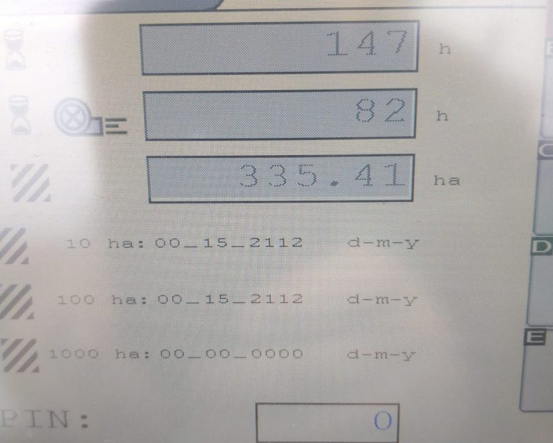 Kverneland TS DRILL 6m