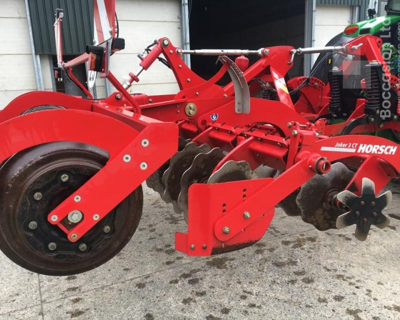 Horsch Jocker CT 3