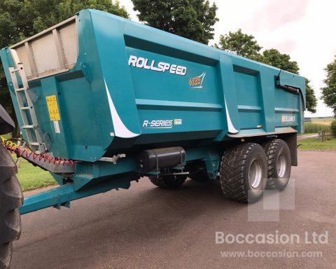 Rolland RollSpeed 6835 18 tonnes