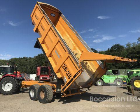 Rolland Turbovrac 26-38 21 tonnes.