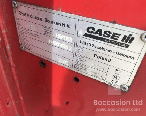 Case iH 7130 Axial flow AFS.