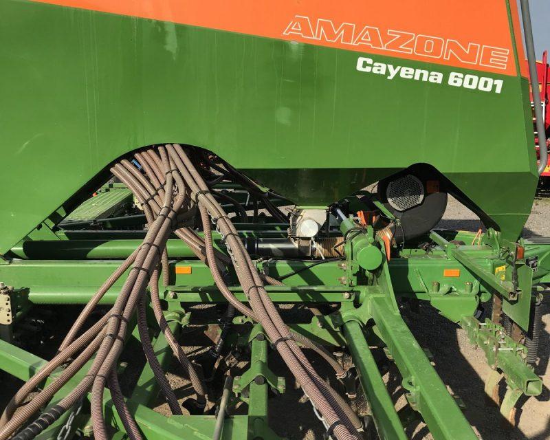 Amazone Cayenna 6001