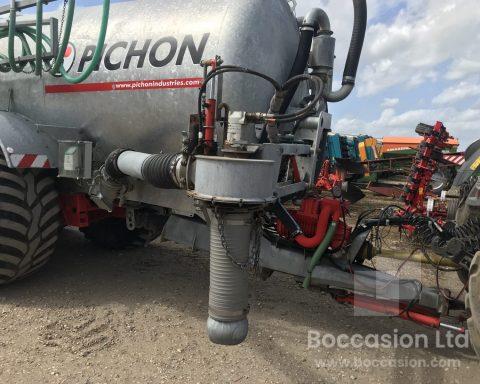 Pichon 22700l tri axles tanker