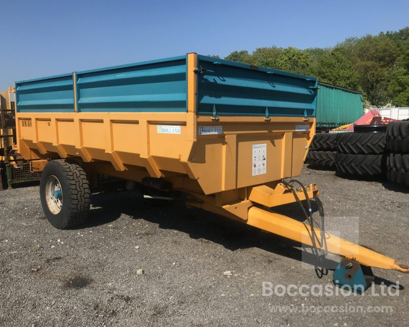 Rolland BM 80 trailer