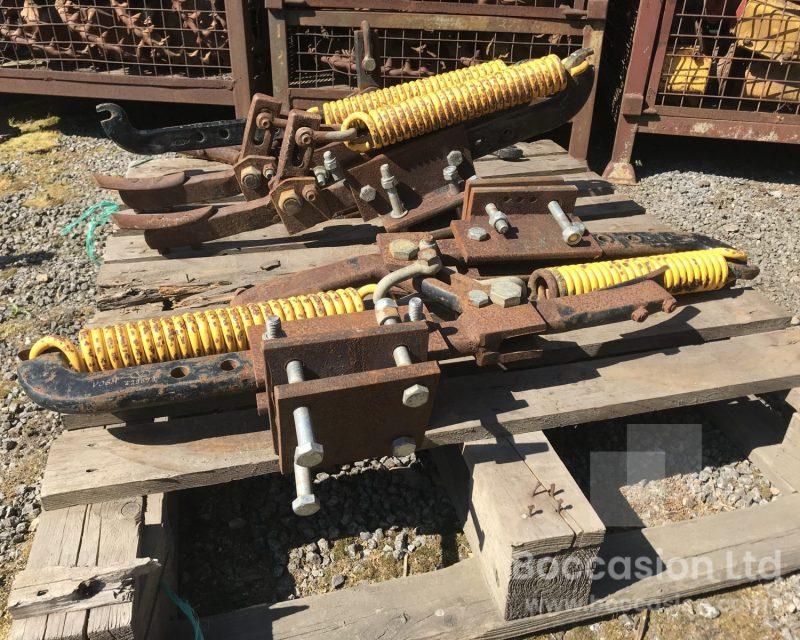 Vaderstad track eradicator kit for Rapid.