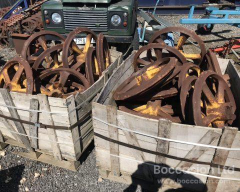 Vaderstad rexuis used rings.