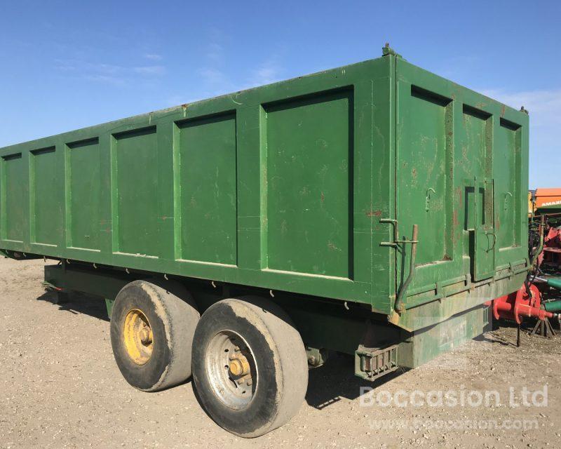 Bailey 14 tonnes