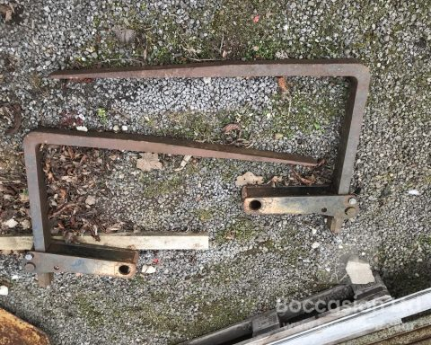 Case palette fork kit