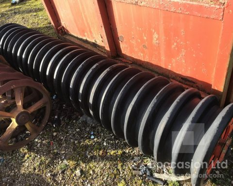 KUHN wedge ring packer 3m.