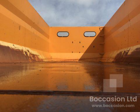 ROLLAND Turbo Vrac 20-29 15,5 tonnes trailer