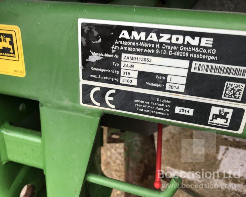 Amazone ZA-M 1201