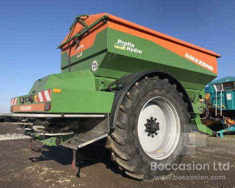 Amazone ZG-TS 8200 Hydro