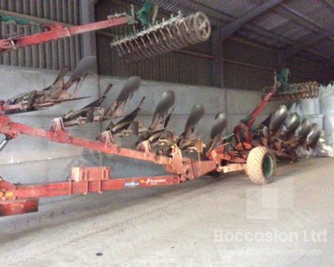 Kverneland PW 100 5+4 furrows plough
