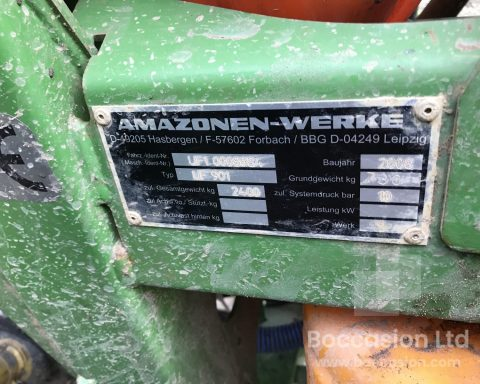 Amazone UF 901