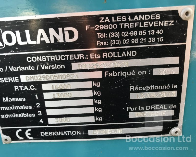 Rolland RollForce 5517 TCE