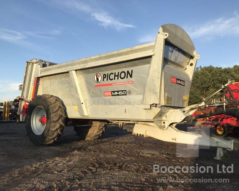 Pichon M1450 Muck Master