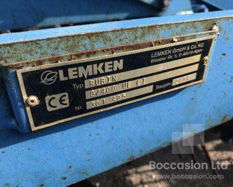 Lemken RUBIN Gigant 800 KA
