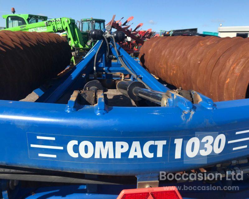 Dal.Bo compact 1030 cambridge rolls