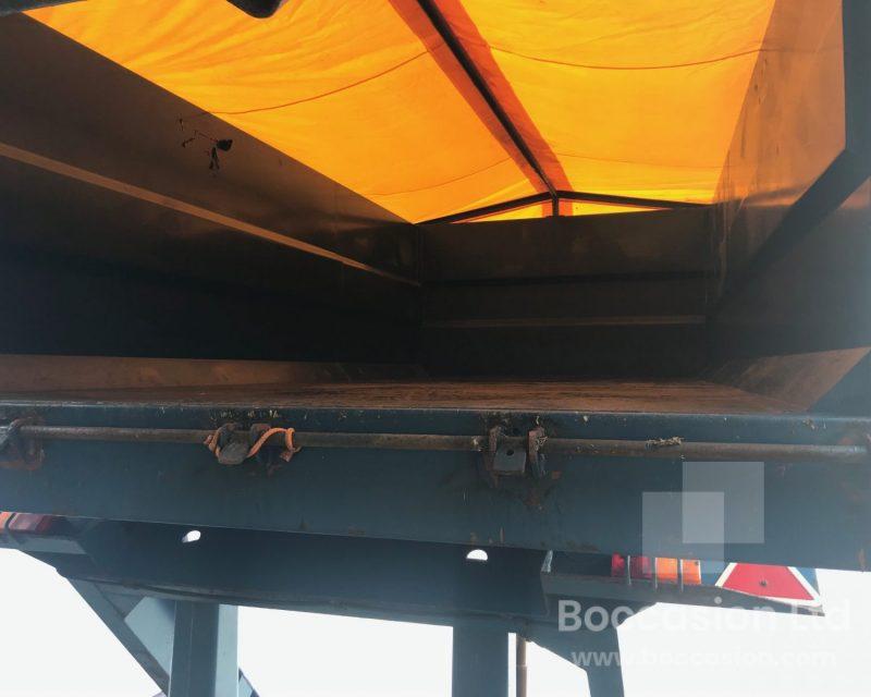 AS MARSTON HL8 8 tonnes high lift
