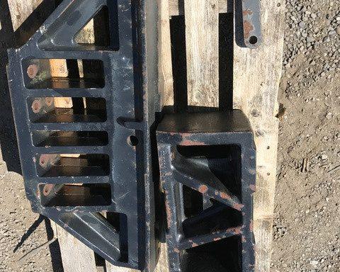 Case Ih Mxm 190 Ft Weight Frame