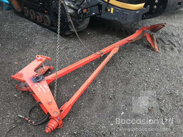 Kuhn Press Arm for manager.