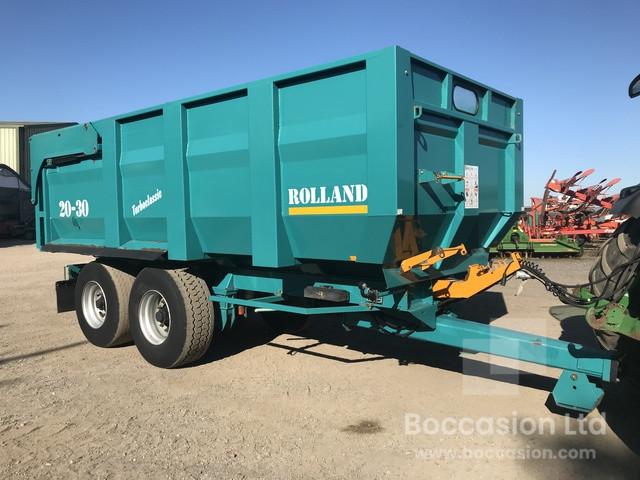 Rolland Turbo Classic 20-30
