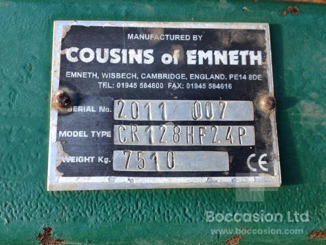 """Cousin 24"""" Contour 12.8"""