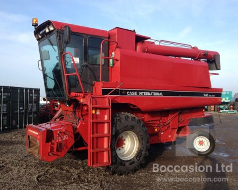 Case Ih Axial Flow 1640
