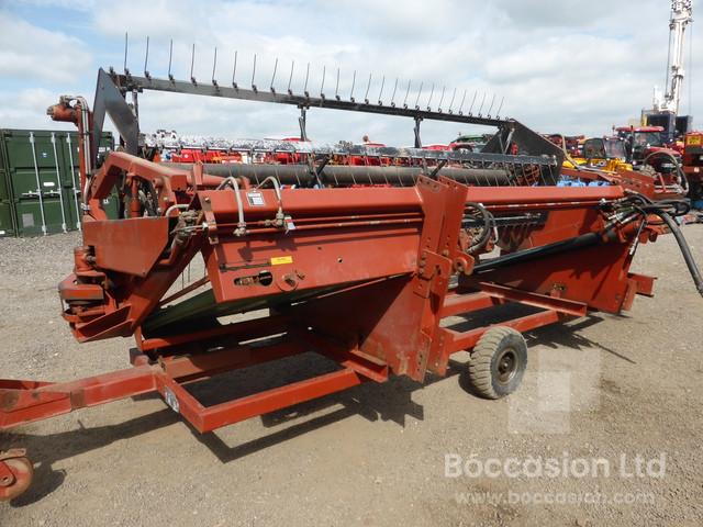 Hesston 8100