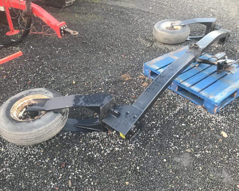 Shelbourne Reynolds Macdon advantage axle