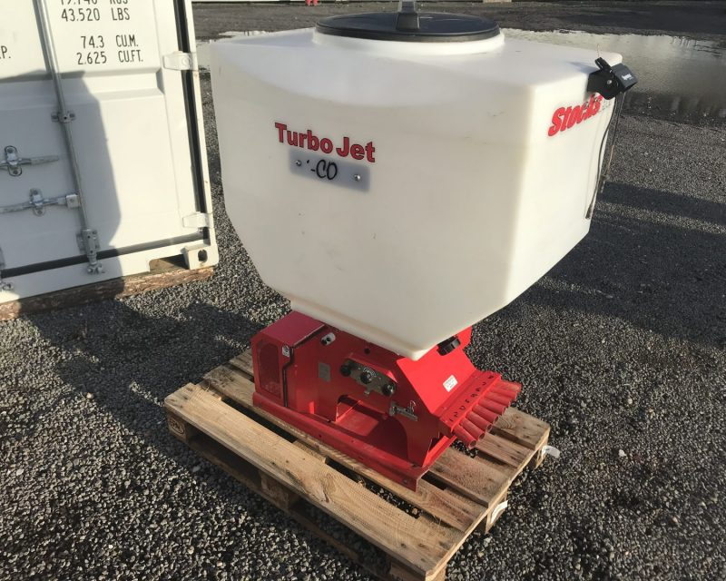 StocksAG Turbo Jet 8 i-CON