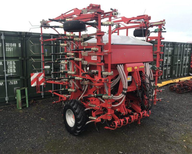 Kverneland TS EVO 6000