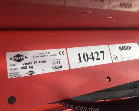 Kuhn TF 1500