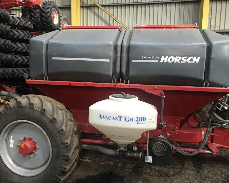 Horsch Sprinter 12SW
