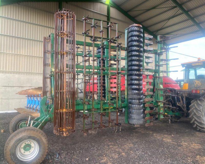 Cousins Precision cultivator 6m