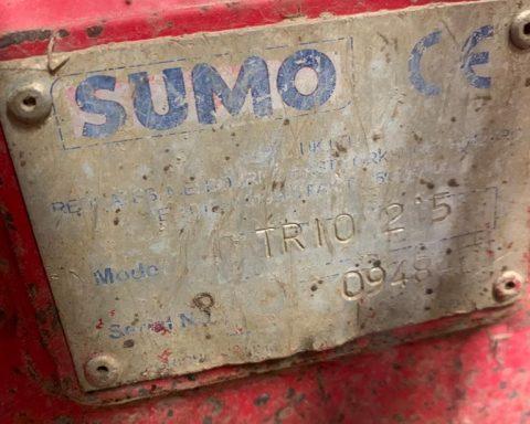 Sumo Trio 2,5