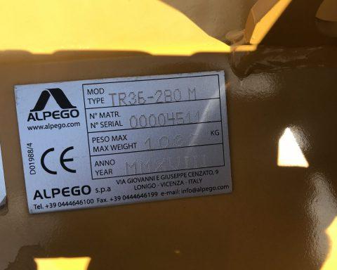 Alpego TrisaR TR36 280