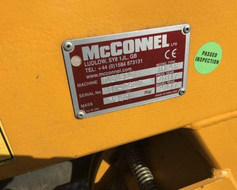 McConnel Rakaerator 7400
