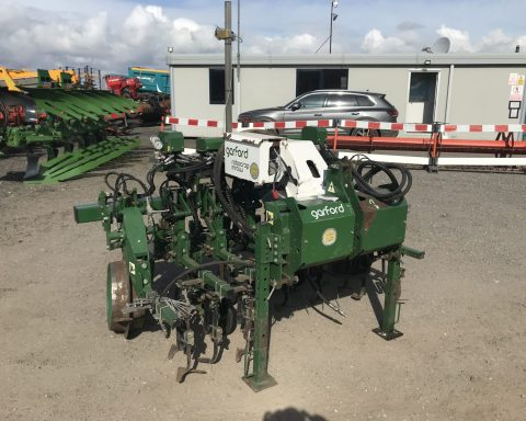 Garford Robocrop Inrow front mounted 5 row