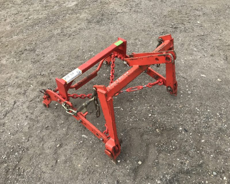 Kuhn rear linkage